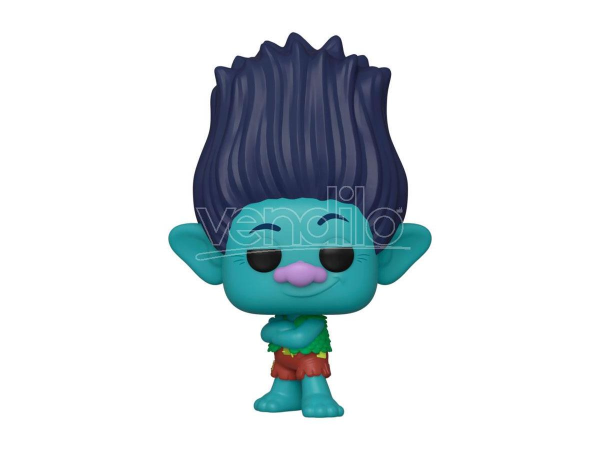 Pop Figura Trolls World Tour Branch Funko