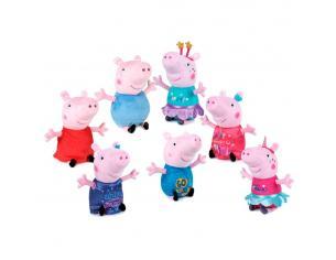 Peppa Pig Unicorns & Stars Assortiti Peluche 20cm Play By Play
