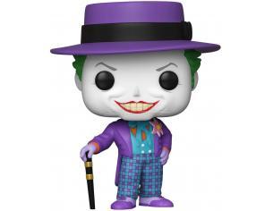 Dc Comics Batman 1989 Funko Pop Film Vinile Figura Joker Con Cappello 9 cm