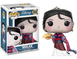Disney Funko Pop Animazione Vinile Figura Mulan 9 cm