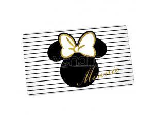 Disney Cutting Board Minnie Glitter Geda Labels