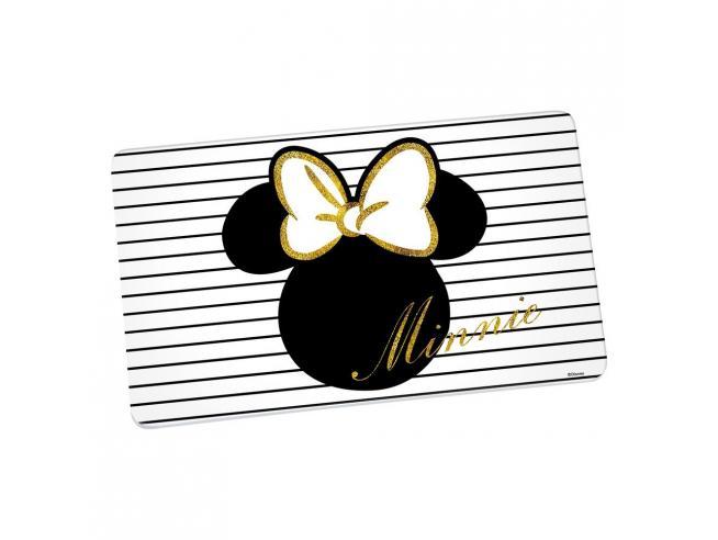 Disney Tagliere Minnie Glitter Geda Labels