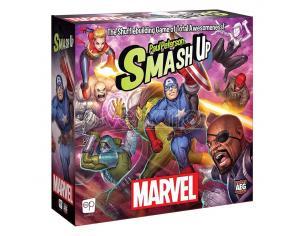 Marvel Carte Gioco Smash Up: Marvel *english Version* Usaopoly