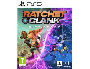 RATCHET & CLANK: RIFT APART AZIONE AVVENTURA - PLAYSTATION 5