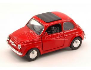 NEW RAY NY50713R FIAT 500 F 1957 RED 1:32 Modellino