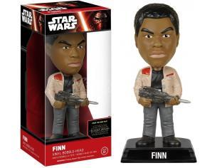 Star Wars Funko Wacky Wobbler Film Vinile Figura Finn 17 cm