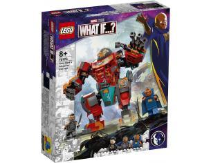 LEGO SUPER HEROES 76194 - TONY STARK'S SAKAARIAN IRON MAN
