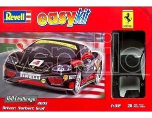 Revell 7137 FERRARI 360 CHALLENGE 2003 Modellino