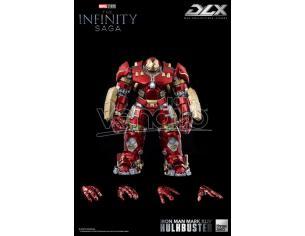Infinity Saga Iron Man Dlx Hulkbuster Af Action Figura Threezero