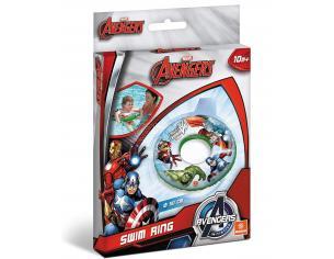 Anello Ciambella Gonfiabile Avengers 50 cm Mondo 16304