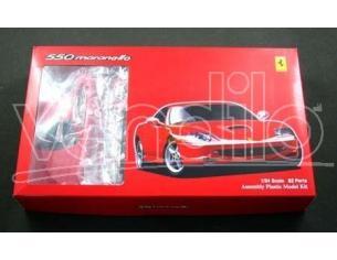 Fujimi 12270 Ferrari 550 Maranello Assembly Plastica Model Kit 82 Parts Auto 1:24 Modellino