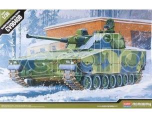Academy Hobby Model 13217 CV9040B SWEDISH INFANTRY FIGHTING VEHICLE KIT 1:35 Kit Mezzi Militari Modellino