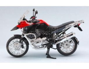 Ixo model RAT42000R BMW R1200GS RED 1:9 Modellino