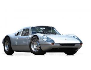 Norev NV187440 PORSCHE 904 GTS 1964 SILVER 1:18 Modellino