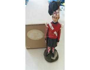 Guardia Imperiale Napoleonica Figura Batterista in Abito Completo 20 cm Madrigale Collection