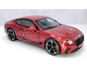 NOREV NV182788 BENTLEY CONTINENTAL GT 2018 CANDY RED 1:18 Modellino