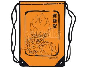 Dragon Ball Goku Borsa Palestra 45 cm Toei Animation