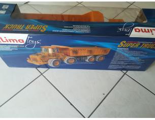lima DZ3078 Camion Rc Radiocomando Super Truck Lima Toys SCATOLA ROVINATA