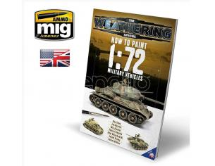 AMMO BY MIG JIMENEZ HOW TO PAINT 1/72 MILITARY VEHICLES ENG RIVISTA
