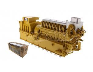 DIECAST MASTER DM85287 CAT CG260-16 GAS GENERATOR 1:25 Modellino