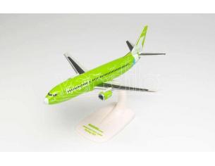 HERPA HP613026 KULULA BOEING 737-400 FLYING 102 1:180 Modellino