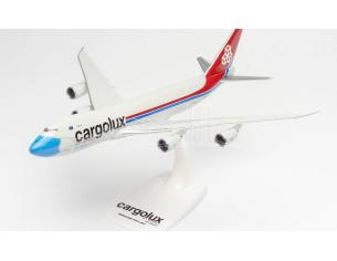 HERPA HP613118 BOEING 747-8F CARGOLUX NOT WITHOUT MY MASK 1:250 Modellino