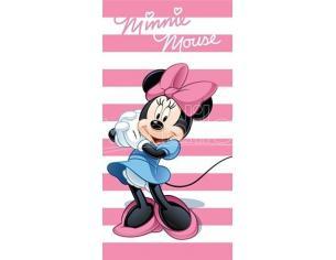 Disney Minnie Cotone Telo Mare Disney
