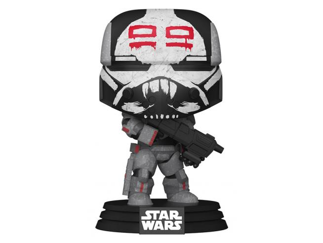 Star Wars Funko Pop Film Vinile Figura Wrecker 9 cm