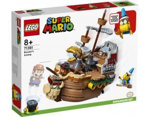 LEGO SUPER MARIO 71391 - IL VELIERO VOLANTE DI BOWSER - PACK DI ESPANSIONE
