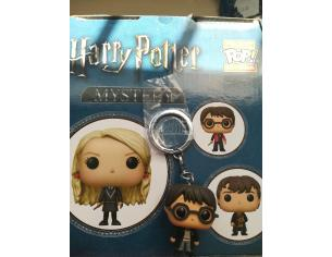Harry Potter Pocket Pop Mistery Portachiavi Vinile Figura Harry Con Uniformee 5 Cm