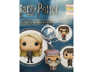 Harry Potter Pocket Pop Mistery Portachiavi Vinile Figura Albus Silente 5 cm