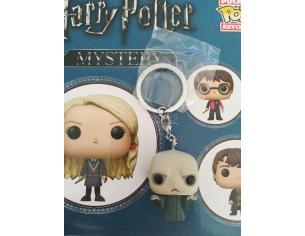 Harry Potter Pocket Pop Mistery Portachiavi Vinile Figura Lord Voldemort 5 cm