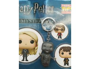Harry Potter Pocket Pop Mistery Portachiavi Vinile Figura Dissennatore 5 cm