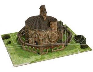 Aedes Ars AS 1106 Santa Maria de Eunate (Muruzàbal) 1:150 Kit Modellino