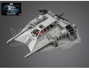 Revell RV01203 SNOWSPEEDR BANDAI STAR WARS KIT 1:72 Modellino