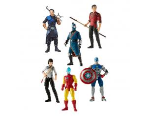 Shang-Chi Marvel Legends Series Action Figures 15 Cm 2021 Wave 1 Assortment (8) Hasbro