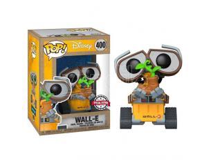 Disney Giorno della Terra Funko Pop Film Vinile Figura Wall-e Esclusiva 9 cm