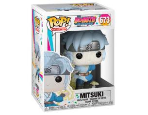 Boruto Funko Pop Animazione Vinile Figura Mitsuki 9 cm
