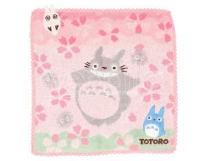 Totoro Cherry Blossoms Mini Asciugamano Asciugamano Marushin