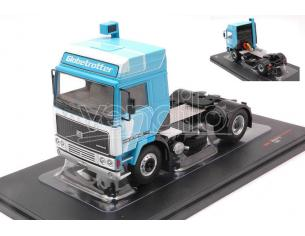IXO MODEL TR090 VOLVO F12 1981 WHITE/BLUE 1:43 Modellino