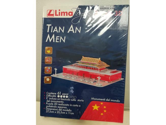Puzzle 3D Tian An Men CW268-12 Lima Toys