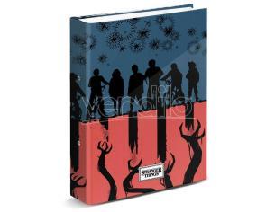 Stranger Things Bandiera A4 Album Per Carte Raccoglitore Karactermania