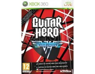 Guitar Hero Van Halen Videogioco Xbox 360 ActiVision