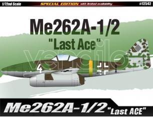 ACADEMY ACD12542 AEREO MA 262A 1/2 LAST ACE KIT 1:72 Modellino