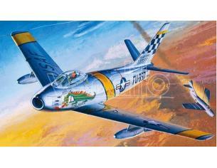 ACADEMY ACD12546 USAF F-86F KOREAN WAR KIT 1:72 Modellino