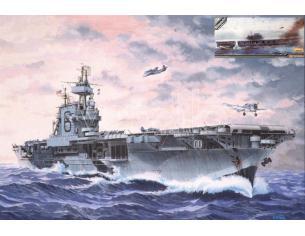Accademy ACD14224 USS ENTERPRISE CV-6 KIT 1:700 Modellino