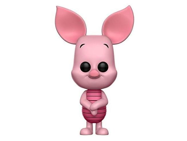 Disney Winnie The Pooh Funko Pop Animazione Figura Vinile Piglet 9 cm