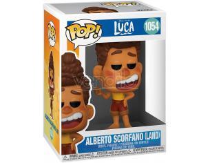 Luca Disney Funko POP Animazione Vinile Figura Alberto (Umano) 9 cm