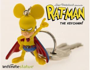 Rat-Man Portachiavi in Pvc 5 cm Infinite