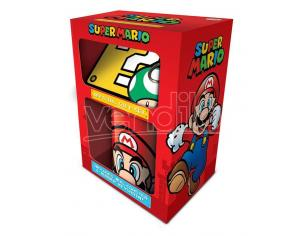 Super Mario Box Regalo Mario Pyramid International